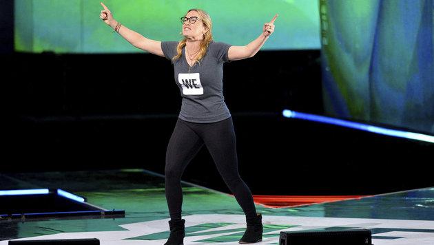 Kate Winslet will jungen Menschen Mut machen, sich nicht unterkriegen zu lassen und zu kämpfen. (Bild: PA)