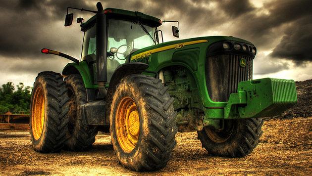 Bauern cracken Traktoren mit ukrainischer Firmware (Bild: flickr.com/dredrk)