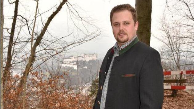 Der gebürtige Mittersiller Manuel Kapeller ist Salzburgs neuer Stadtjäger. (Bild: Killer/Info-Z)