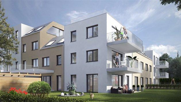 pressbaum natur und stadt genie en eigentumswohnungen bauen wohnen. Black Bedroom Furniture Sets. Home Design Ideas