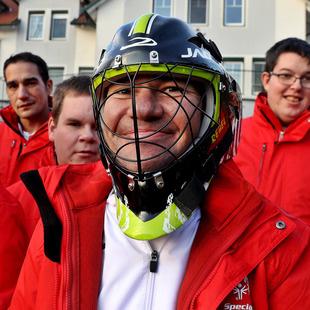 Sport und Betreuung retteten Jochen Hugmanns Leben (Bild: GEPA)