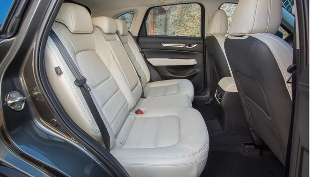 Mazda CX-5: Fahr-Maßstab der Kompakt-SUVs? (Bild: Mazda)