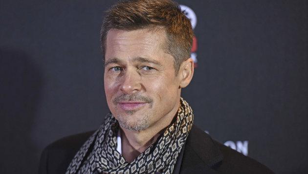 Brad Pitt (Bild: Cordon/face to face)