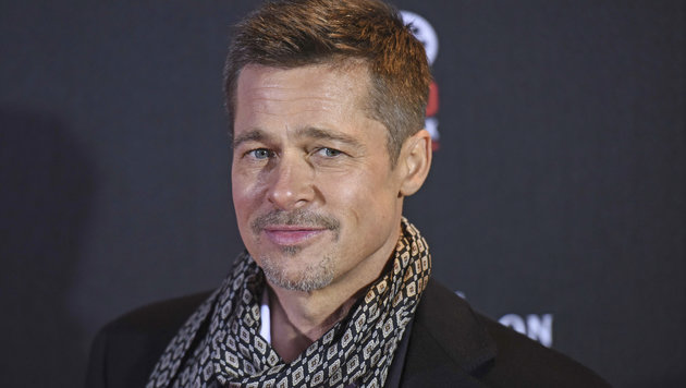 Brad Pitt (Bild: Cordon/face to face)