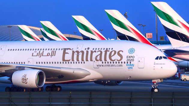 Emirates bietet Notebook-Service auf US-Flügen (Bild: Emirates)