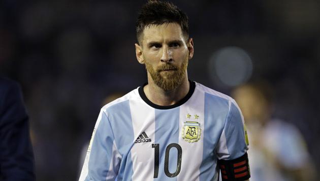 FIFA hebt Nationalteam-Sperre von Messi auf (Bild: AP)