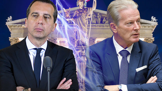 Kalte Progression: Erneut SPÖ-Ultimatum an die ÖVP (Bild: APA/HERBERT NEUBAUER, APA/ROLAND SCHLAGER, thinkstockphotos.de)