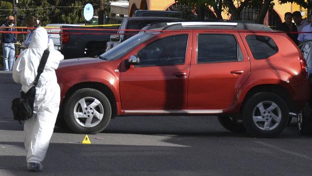 Journalistin von Drogenmafia in Mexiko erschossen (Bild: AP)