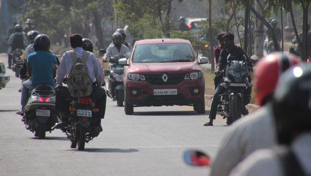 Wie das Billigauto Renault Kwid die Welt erobert (Bild: SP-X/Benjamin Bessinger)