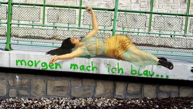 """""""Das süße Nichtstun"""" - das Motto der Wienwoche 2017 (Bild: WIENWOCHE, Senay Mohamed, Annalisa Cannito)"""
