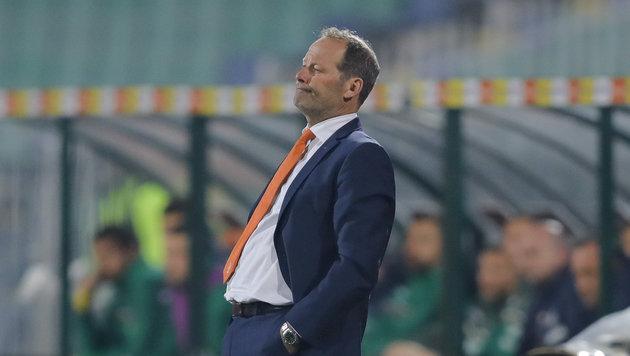 Bye, bye Blind! Niederlande schmeißen Trainer raus (Bild: AP)