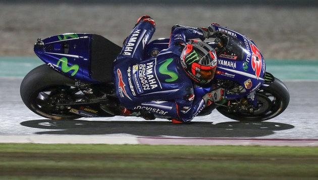 Spanier Vinales gewinnt zum MotoGP-Auftakt (Bild: AFP)