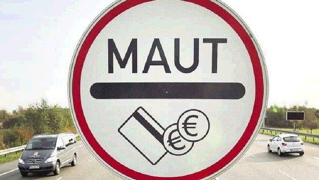 """Deutschland beschloss eine """"Ausländermaut"""", die durch den Bundesrat muss: Dann prüft die EU. (Bild: Bernd Wuestneck)"""