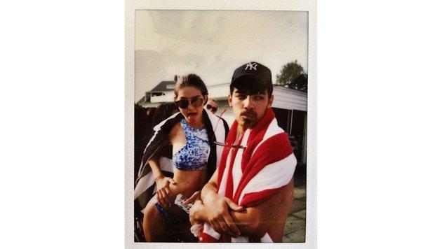 Gigi Hadid und Joe Jonas (Bild: face to face)