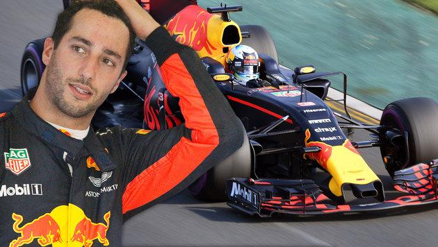 """Marko: Red Bull hat """"eine gute Außenseiterchance"""" (Bild: APA/AFP/BRANDON MALONE, APA/AFP/WILLIAM WEST)"""