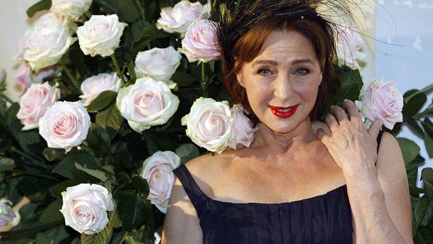 """Christine Kaufmann galt als die """"schönste Großmutter Deutschlands"""". (Bild: APA/dpa/Rainer Jensen)"""