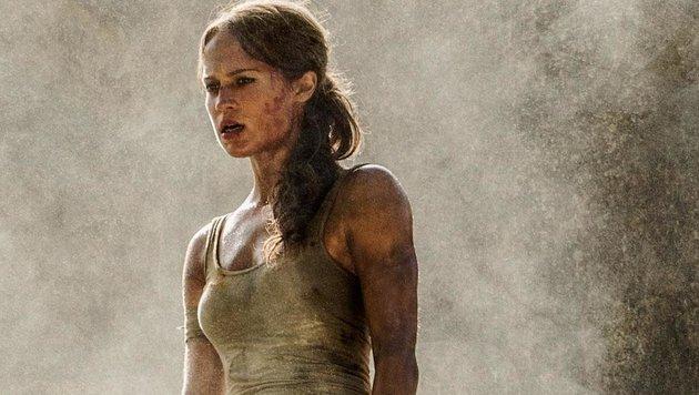 "Alicia Vikander ist Lara Croft im neuen ""Tom Raider""-Film (Bild: CapFSD/face to face)"