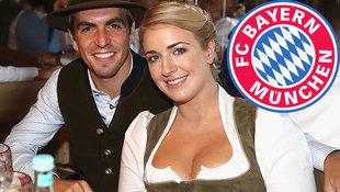 Deshalb hat Philipp Lahm dem FC Bayern abgesagt! (Bild: GEPA)