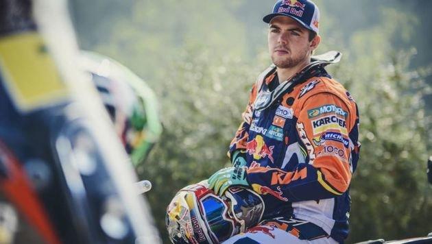Matthias Walkner (Bild: KTM Sebas Romero)