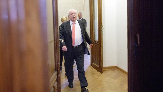 Wien: Jetzt Hochspannung vor SPÖ-Parteitag! (Bild: APA/GEORG HOCHMUTH)