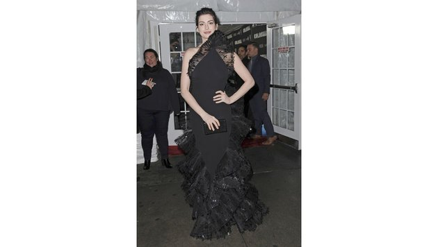 Anne Hathaway (Bild: AUG/face to face)