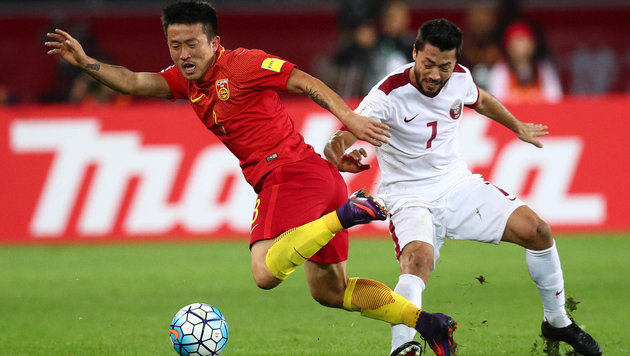 Jiang Zhipeng (li.) (Bild: AFP)