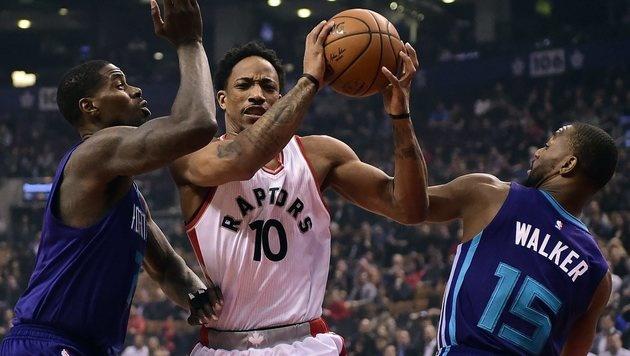 NBA: Rückschlag für Toronto Raptors und Pöltl (Bild: AP)