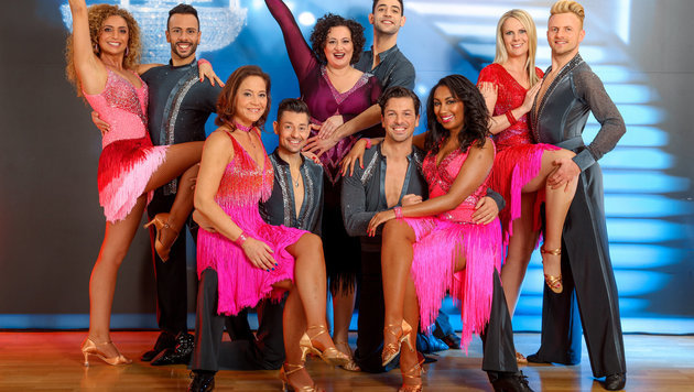 """Dancing Stars"": Promi-Damen zeigen ihre Solotänze (Bild: ORF)"