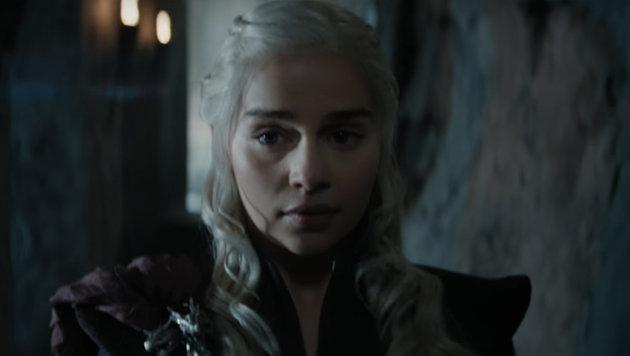 Emilia Clarke als Daenerys Targaryan (Bild: HBO)
