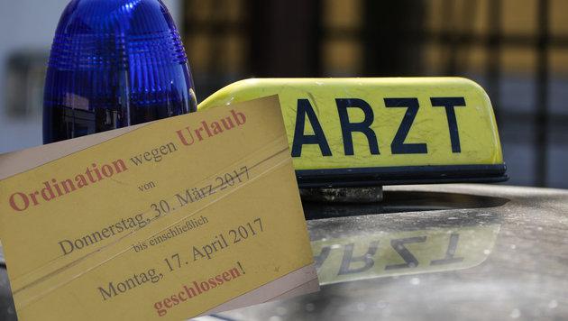 Urlaub in Haft: Wegen Verdachts der Kinderpornografie wurde der Mediziner festgenommen (Bild: laumat.at / Matthias Lauber)
