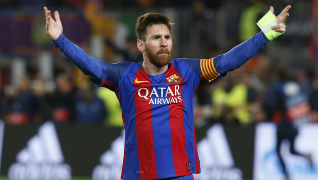 Superstar fehlt: Barcelona ohne Messi in Granada (Bild: AFP)