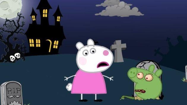 Fake-Zeichentrickserien gefährden unsere Kinder (Bild: youtube.com)