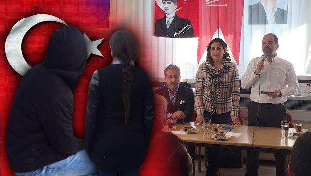 Anti-Erdogan-Veranstaltung in Wien (Bild: Martina Prewein, thinkstockphotos.de)