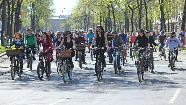 Demo-Bilanz: Über 8100 Kundgebungen allein in Wien (Bild: Peter Tomschi)