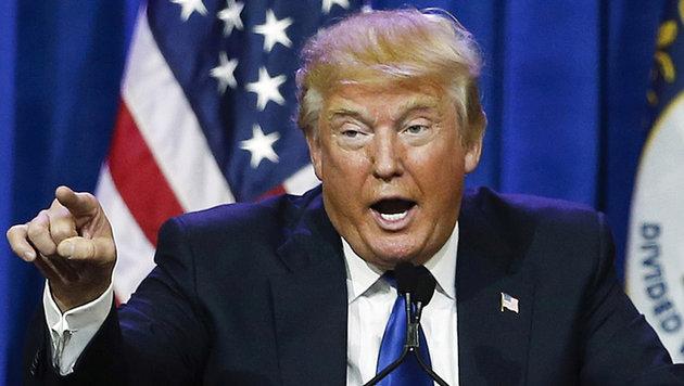 Donald Trump (Bild: Associated Press)