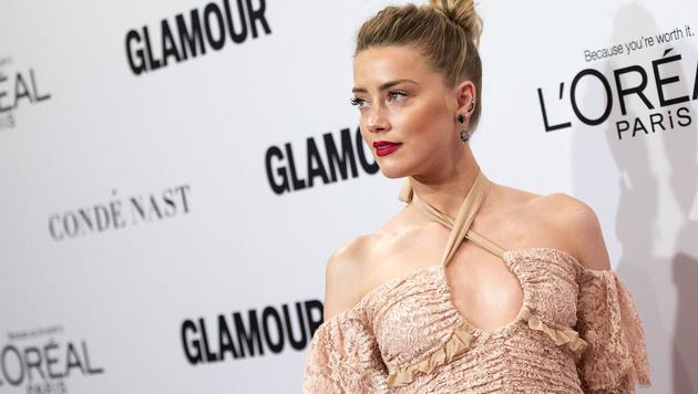 Amber Heard (Bild: AFP)