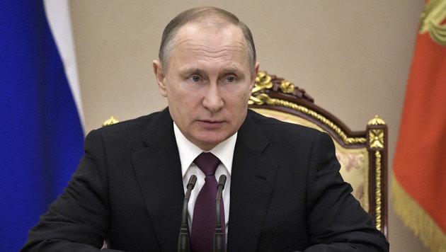 Wladimir Putin (Bild: AP)