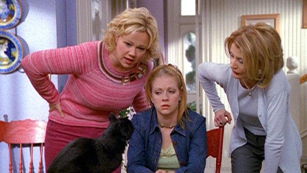 """Melissa Joan Hart in """"Sabrina - Total verhext!"""" (Bild: ORF)"""