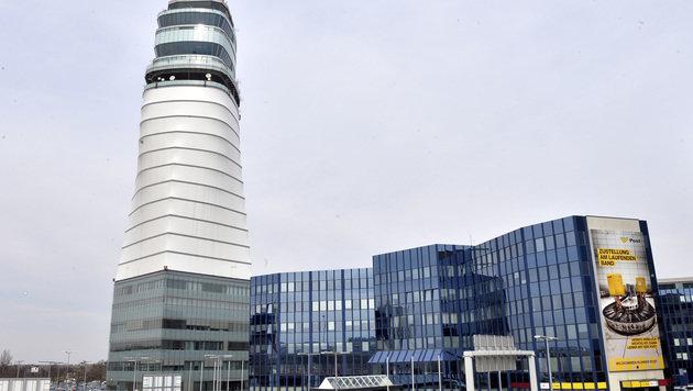 Flughafen Wien baut für 60 Millionen Euro aus (Bild: APA/HERBERT PFARRHOFER)