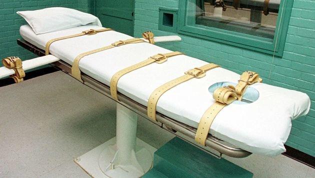 Erste Hinrichtung in Arkansas seit zwölf Jahren (Bild: AFP)