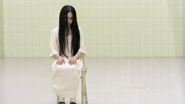 """Daveigh Chase in """"The Ring"""" (Bild: Moviestore Collection, face to fa)"""