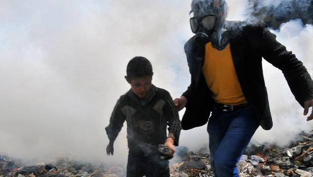 angriff usa syrien zivilisten