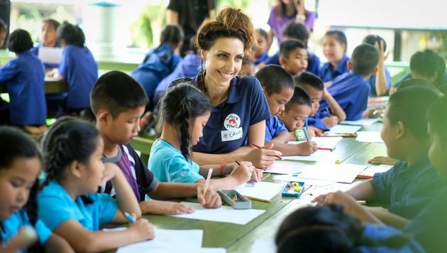 Streunerhilfe-Projekt in Thailand hilft nachhaltig (Bild: Vier Pfoten/Bogdan Baraghin)