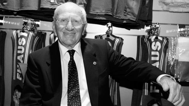 Austria-Legende Karl Stotz gestorben (Bild: GEPA)