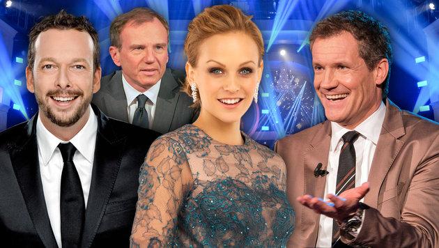 Große Umfrage: Das sind die wahren Stars des ORF (Bild: ORF)