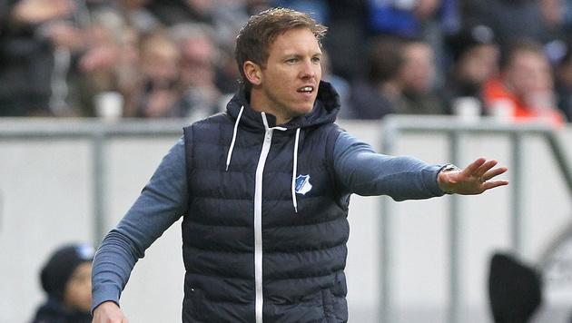 Hoffenheim verlängert Vertrag mit Nagelsmann (Bild: AFP)