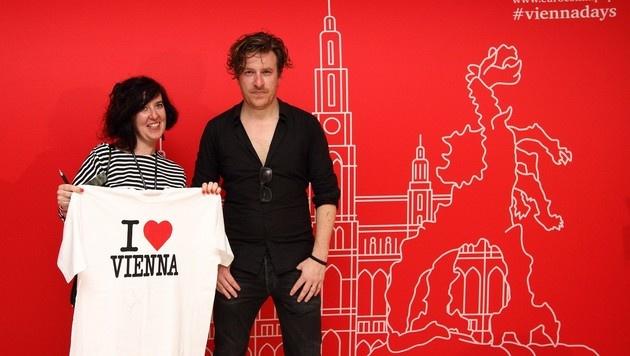 "Parov Stelar bei den ""Wien-Tagen"" in Krakau (Bild: Eurocomm-PR)"