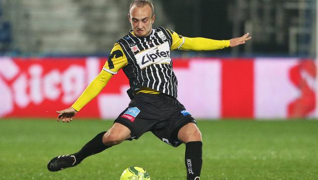 LASK erreicht mit 3:0 in Grödig das Cup-Halbfinale (Bild: GEPA)