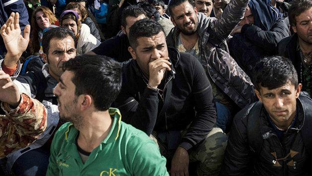 Mateschitz-Abrechnung mit Österreichs Asylpolitik (Bild: AFP)