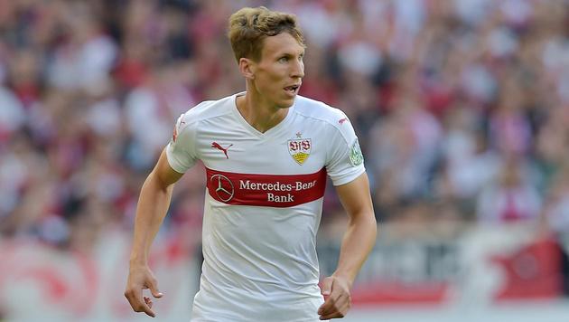 Florian Klein verlässt den VfB Stuttgart (Bild: GEPA)